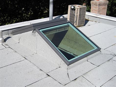 flat roof skylight best flat roof skylights for homes intended for glo 23667