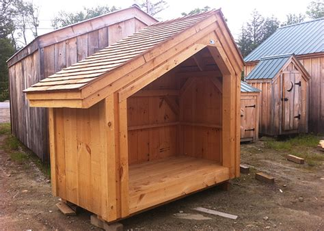 Wooden Roof Shingles For Sheds by Outdoor Firewood Storage Firewood Storage Shed Plans