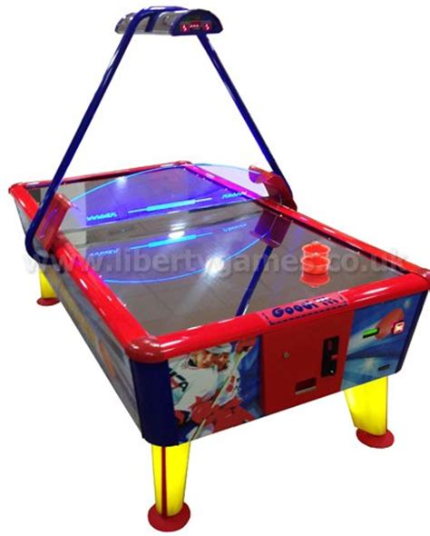 arcade quality air hockey table wik gold commercial air hockey table liberty