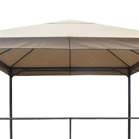10x10 canopy ace hardware kohls sonoma outdoors 2011 replacement canopy garden winds