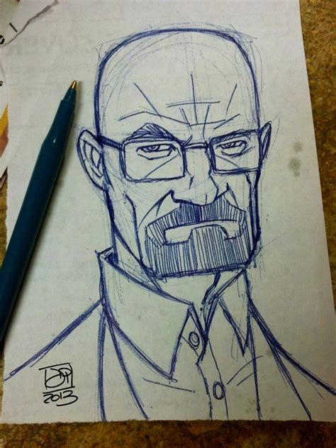 how to use doodle cast breaking bad doodle original by kenpudiosaki on deviantart