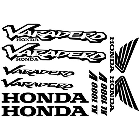 Next Wall Stickers wallstickers folies honda varadero xl 1000v decal