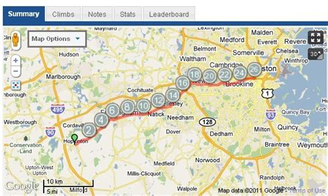 boston marathon route map guest post tracking a runner in the boston marathon with