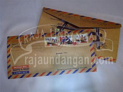 Edc Putih undangan softcover model lop pos wahyu dan fauzi edc 103
