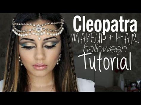 tutorial makeup cleopatra 10 amazing halloween youtube make up tutorials beauty