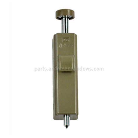 Gliding Patio Door Auxiliary Foot Lock Andersen Windows Patio Door Foot Lock