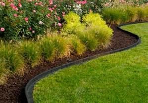 Landscape Edging For Mulch Rubberific Debuts New Premium Landscape Edging Imc