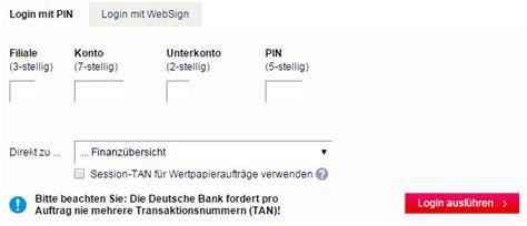 deutsche bank virtuelles depot login deutsche bank virtuelles depot login musterdepot er 246 ffnen