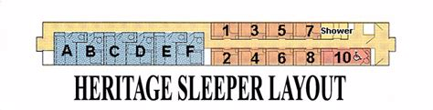 Sleeper Layout by Atd Lines Itinerary Planning Services Ips Resource Directory