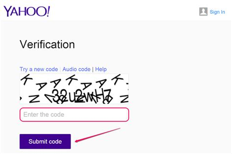 yahoo email verification code how to create a yahoo messenger account it still works