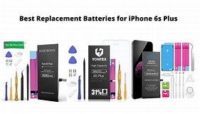 Image result for Best Replacement Battery for iPhone 6s. Size: 281 x 160. Source: www.all-good-batteries.com