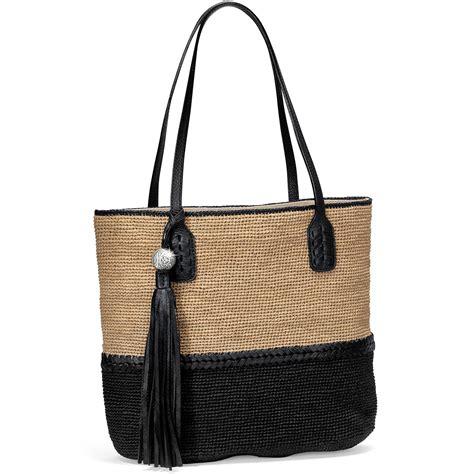 Anoushka Leather Wrap Hobo by Ferrara Parma Raffia Tote Straw