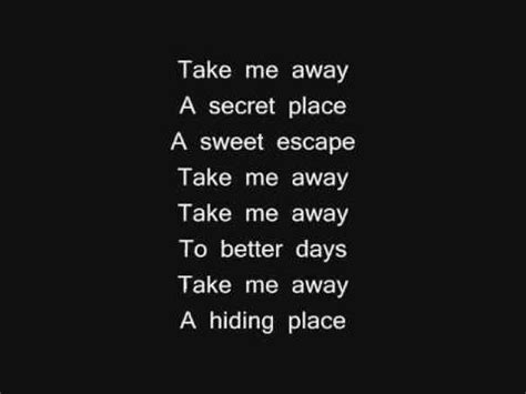 A Place Lyrics Take 6 Bedingfield Pocket Of Lyrics