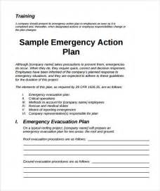 emergency procedures template nz sle emergency plan template 9 documents in