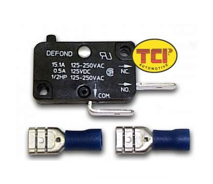 Switch Netral Thunder back up light switch tci 174 auto