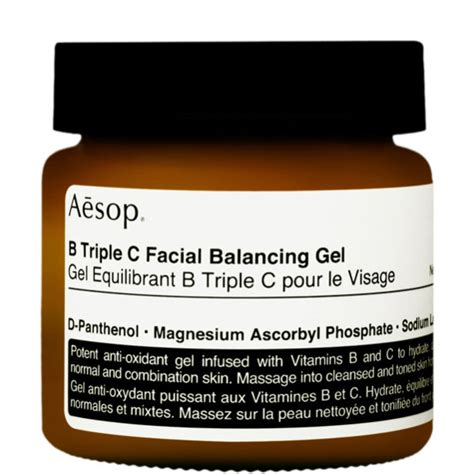 Free Balancing Gel Lotion 60 Ml 1 aesop b c balancing gel 60ml free uk delivery