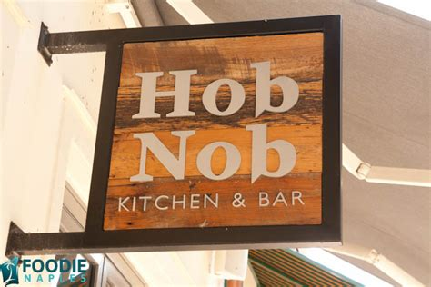 Hob Knob Naples by A Look Inside Hobnob Naples Restaurants More