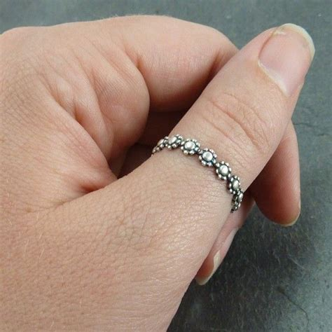best 25 thumb rings ideas on sterling silver