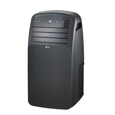 lg electronics 12 000 btu portable air conditioner and