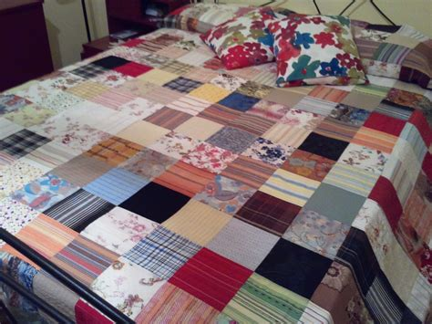 Copriletto Patchwork by Come Fare Un Copriletto Patchwork Centomilaidee
