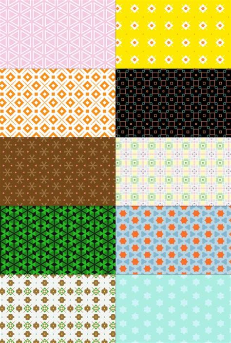 pattern photoshop girly free high quality tileable seamless patterns textures
