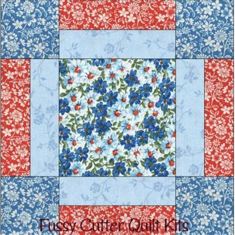 How To Make Quilt Blocks by Beginners Quilt Quilt Blocks And Floral Fabric On