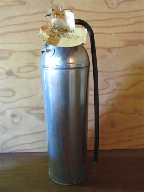 decorative extinguisher lot detail neat decorative fyr fyter extinguisher