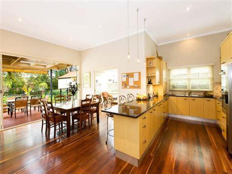 kitchen dining country kitchen dining kitchen design using floorboards