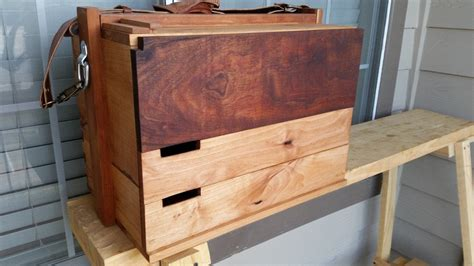 woodworking  zatoichi japanese toolbox youtube