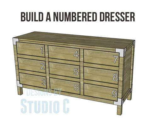 Simple Dresser Plans by Simple Dresser Woodworking Plans Woodworking Projects