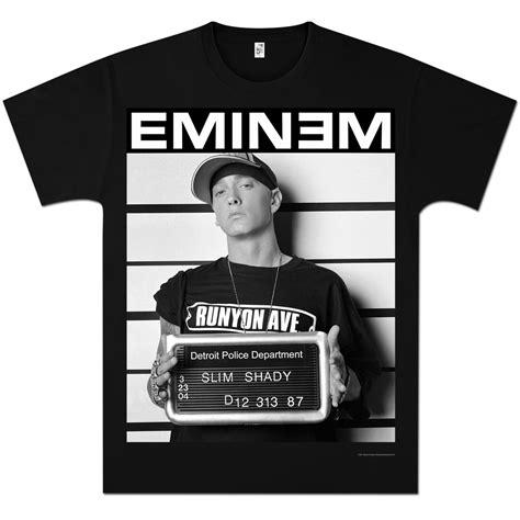 T Shirt Eminem lil wayne tha v t shirt shop the bravado