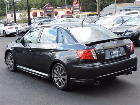 subaru sedan 2010 used 2010 subaru impreza sedan wrx wrx premium at auto