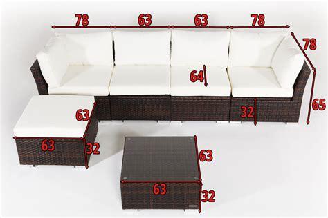polyrattan sofa mit stauraum lounge stauraum m 246 bel ideen innenarchitektur