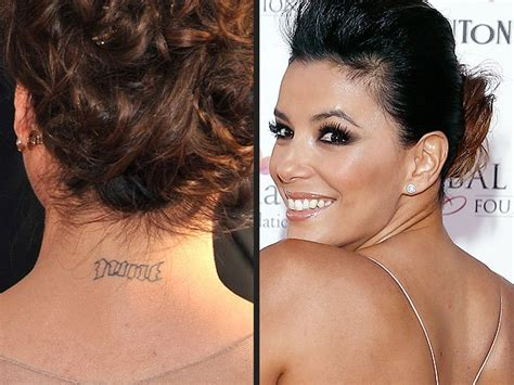 angelina tattoo removal melanie griffith and more who