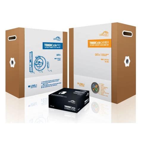 Ubiquiti Toughcable Pro Level 1 Outdoor Cat5e Cable 1000 29695 Wa ubiquiti toughcable pro level 1 ftp cat5e outdoor lan kabel 1000ft