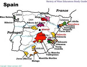 Wine Map Of Spain by Honoro Vera Monastrell Jumilla Spain Blog Your Wine