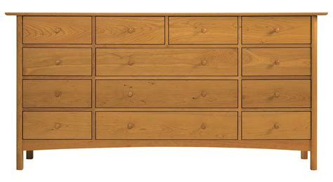 13 Drawer Dresser by Circle Furniture Heartwood 13 Drawer Dresser Bedroom