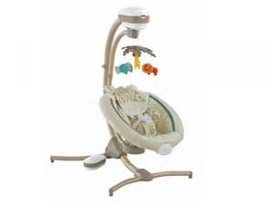 fisher price cradle swing recall fisher price recalls infant cradle swings over fall hazard