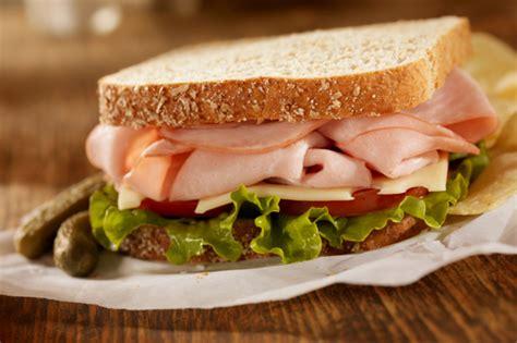 gluten free turkey sandwich makeover