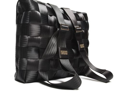 Di Giacinto Recycled Bags by 959 Launches Collection Of Recycled Seatbelts Bags