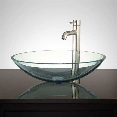 bathroom sinks glass bowls glass vessel sinks glass bathroom sink bowls vessel bowl