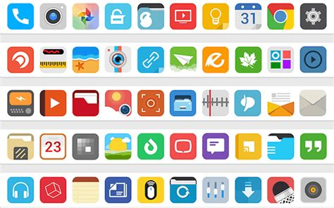 android icon pack the best icon packs for android 23 packs for ultimate customization androidpit