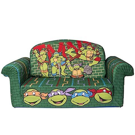 ninja turtle sofa chair spin master marshmallow nickelodeon s quot teenage mutant