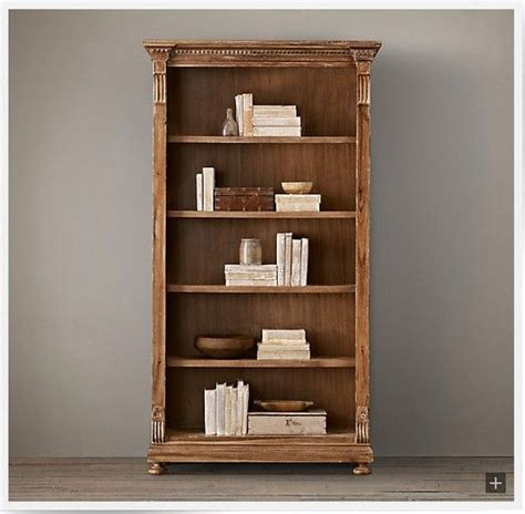 restoration hardware st bookcase furniture