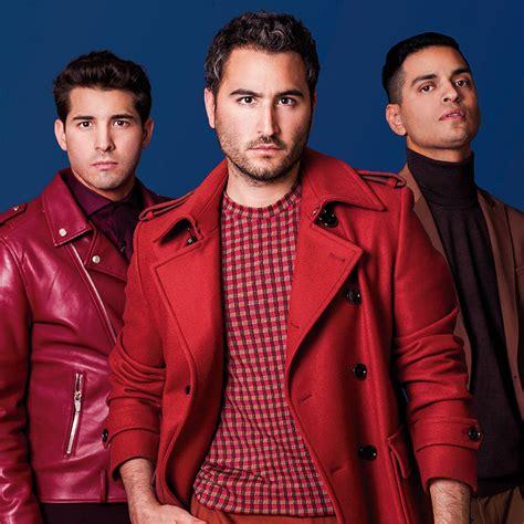 reik new york reik is a latin pop trio from mexicali