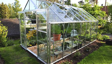 Small Greenhouses It Grows On A Small Scale Greenhouse
