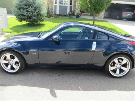2008 nissan 350z touring buy used 2008 nissan 350z grand touring coupe in