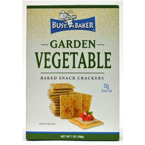 Wholesale Busy Baker Garden Vegetable Crackers Exp 3 16 16 Garden Vegetable Crackers