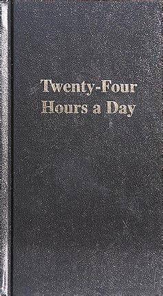 Twenty Four Hours A Day Recovery12