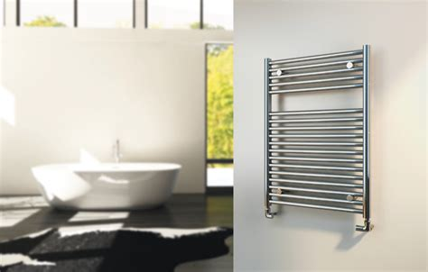 contemporary heated towel rails for bathrooms hugo2 heated towel rails contemporary bathroom by